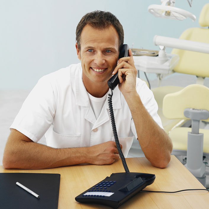 Blood Pressure/Pulse Recordings - Dental Technology